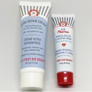 💕5/$15 First Aid Beauty Face Mask & Repair Cream